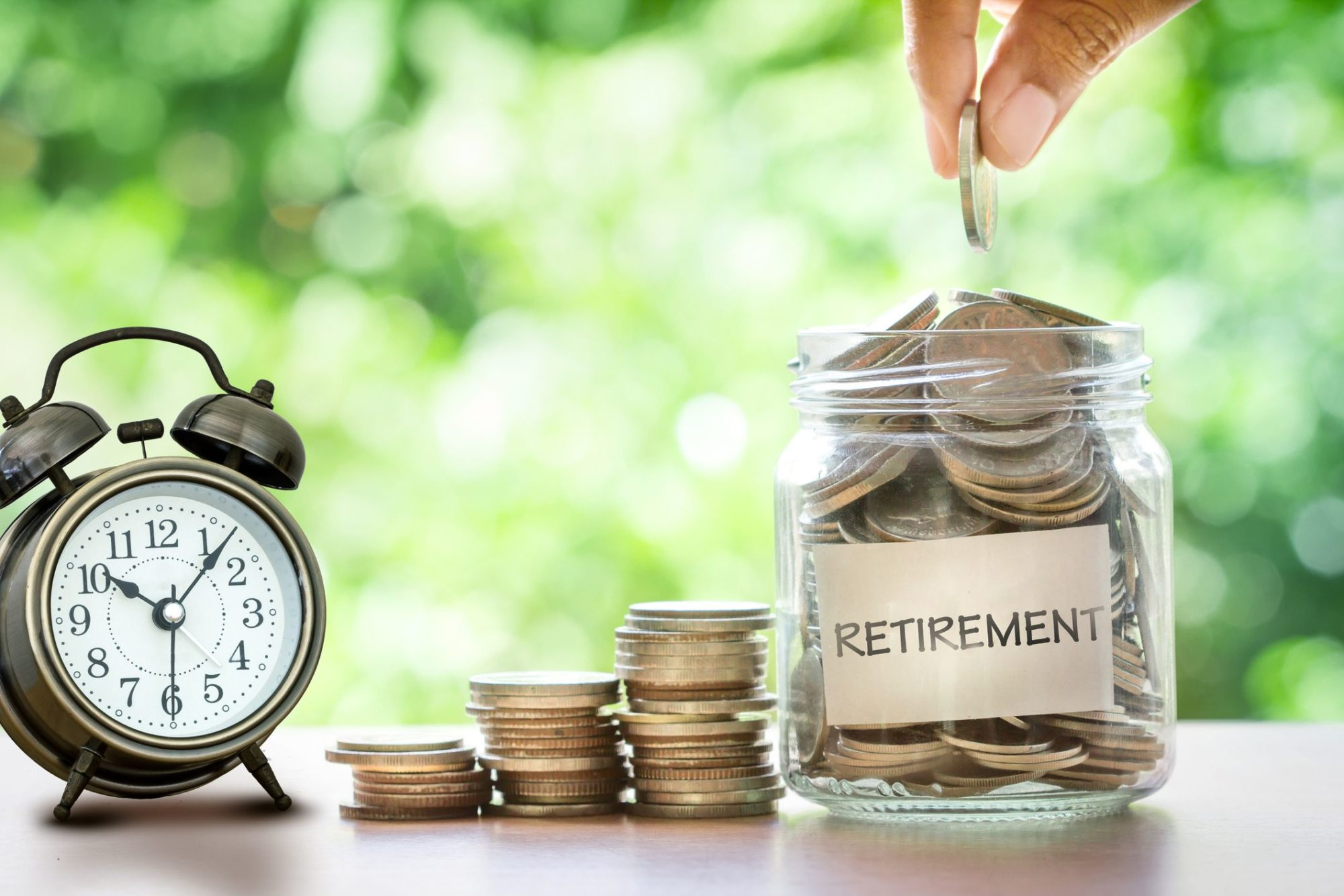 Saving for Retirement: A Brief Overview